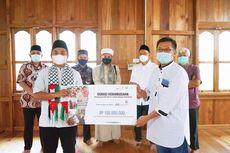 DD Tekno Berikan Donasi Rp 100 Juta untuk Rakyat Palestina