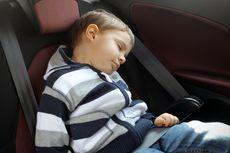 Ini Penyebab Anak Suka Mabuk Saat Naik Mobil