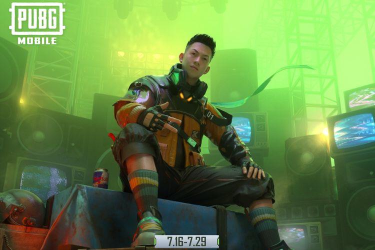 Gamer Indonesia menominasikan Rich Brian set sebagai outfit terkeren yang pernah ada di PUBG MOBILE.