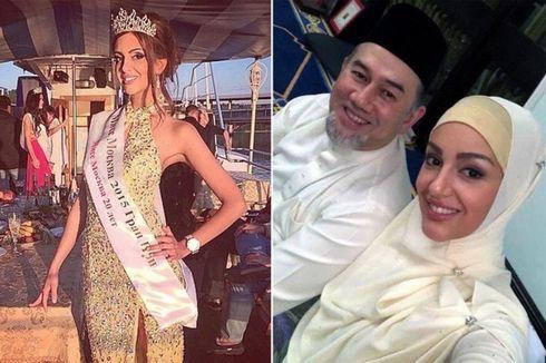 Mantan Miss Moscow Dipersunting Raja Malaysia
