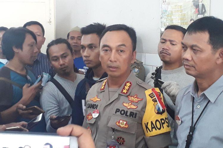 Kepala Polrestabes Surabaya Kombes Pol Sandi Nugroho