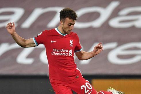 Watford Vs Liverpool: Diogo Jota Fit, Alisson-Fabinho Potensi Absen