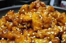Resep Ayam Pedas Manis Korea, Dakgangjeong Chicken