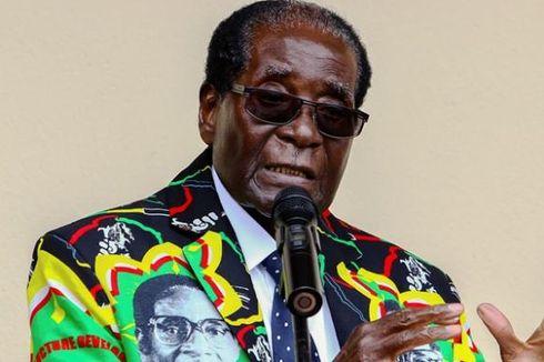Jadwal Sidang Kepagian, Mugabe Batal Hadir di Parlemen Zimbabwe