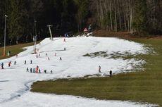 Perubahan Iklim Bikin Jalur Turnamen Ski di Ceko Lebih Pendek