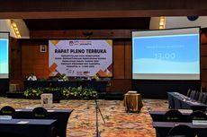 Banyak Saksi Belum Hadir, Rapat Pleno Rekapitulasi Pemilu di Jakarta Diskors