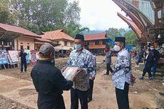 PGRI Toraja Utara Beri Penghormatan Terakhir untuk Guru Korban Penembakan KKB di Papua