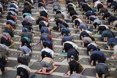 Masjid Raya Jakarta Islamic Center Koja Tak Terapkan Sistem Ganjil Genap Saat Shalat Jumat