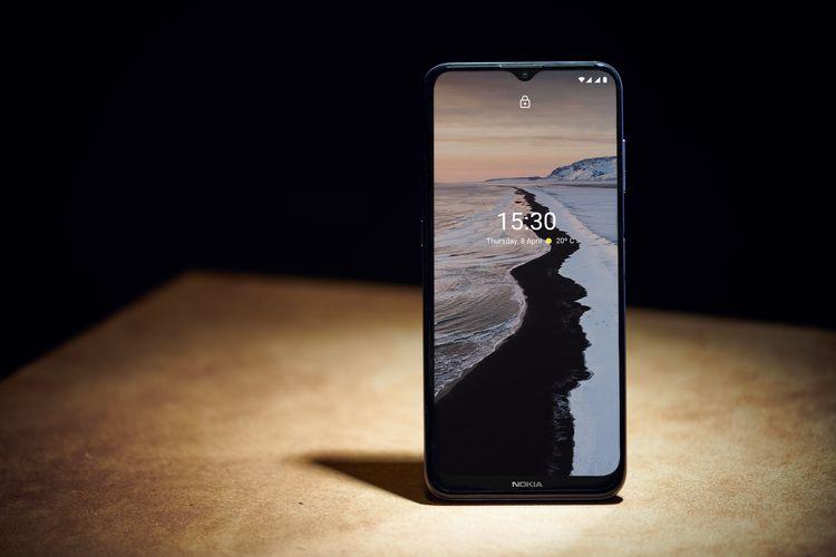 Ilustrasi Nokia G20