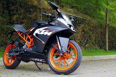 Bertatap Mata dengan Pesaing R25 dan Ninja 250 dari KTM