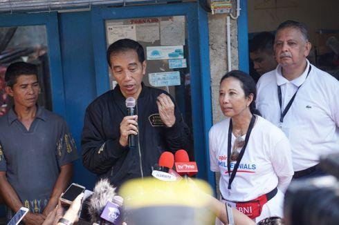 Birokrat Tak Ada yang Jadi Pejabat Holding BUMN, Menteri Rini Minta Maaf