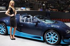 Era Bugatti Veyron Segera Tuntas
