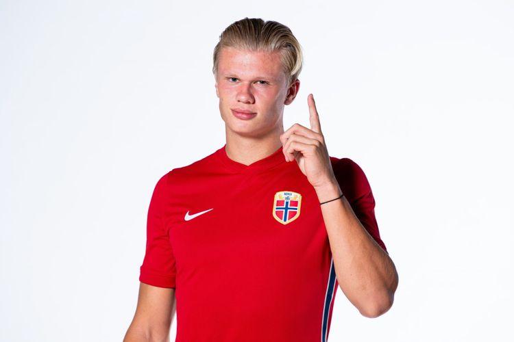 Erling Haaland pecahkan rekor timnas Norwegia setelah ia menjadi protagonis dalam kemenangan 5-1 negaranya atas Gibraltar pada laga Grup G Kualifikasi Piala Dunia 2022 pada Rabu (8/9/2021) dini hari WIB.