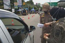 Di Bogor Ada 7 Titik Penyekatan Jalur Mudik,
