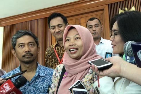 Surat Jokowi soal Amnesti Baiq Nuril Akan Dibahas Komisi III Pekan Depan