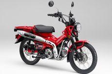 Harga Motor Bebek Maret 2021, Honda CT125 Tambah Mahal
