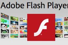 Pengguna Adobe Flash di Dunia Kurang dari 5 Persen