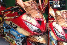 Ninja 250 cc Berjubah Koboi