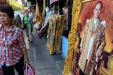Raja Thailand Berulang Tahun, Unjuk Rasa