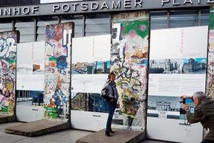 Sisa Tembok Berlin