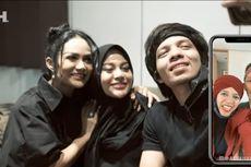 Aurel Hermansyah Hamil, Krisdayanti Anggap Wajar Atta Halilintar Sangat Protektif