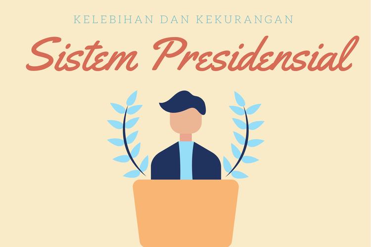 Ilustrasi sistem presidensial
