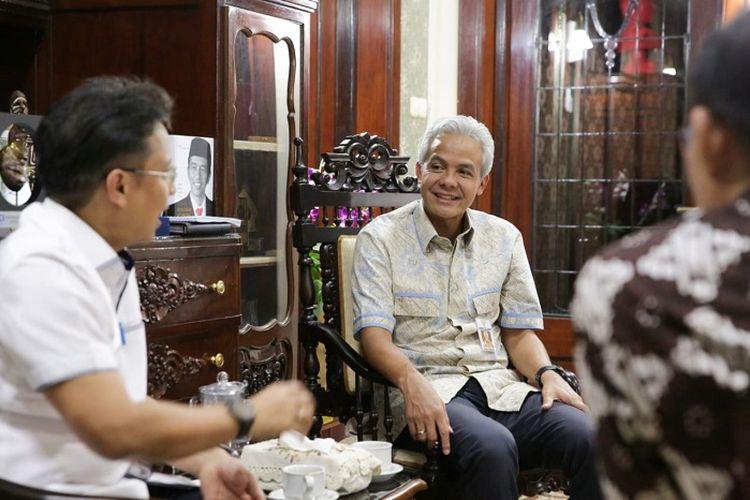 Pemprov Jateng merilis pernyataan sikap terhadap perkembangan terbaru penyebaran Virus Corona yang telah masuk ke Indonesia, Senin (2/3/2020).