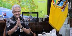 Jateng Jadi Provinsi Paling Informatif, Ganjar Beberkan Kunci Suksesnya