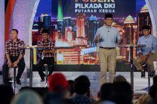 Hasil Survei Dua Lembaga: Ahok-Djarot Unggul di Berbagai Acara Debat
