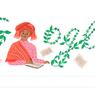 Google Doodle Tampilkan Sariamin Ismail, Novelis Perempuan Pertama di Indonesia