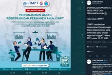 Alami Kendala? LTMPT Perpanjang Registrasi Akun Hingga Hari Ini