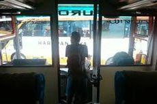 Apa Fungsi Sekat antara Kabin Pengemudi dan Penumpang di Bus AKAP?
