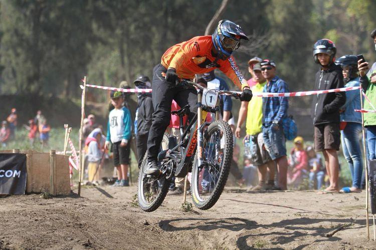 76 Indonesian Downhill 2019 akan diselenggarakan di Ternadi Park, Kudus, Jawa Tengah, Minggu (13/10/2019).