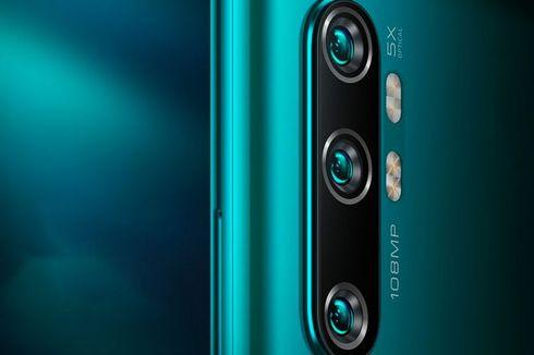 Xiaomi Ungkap Tanggal Peluncuran Mi Note 10 Pro di Indonesia