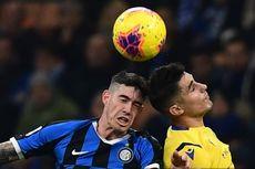 Bek Inter Milan Positif Covid-19 dan