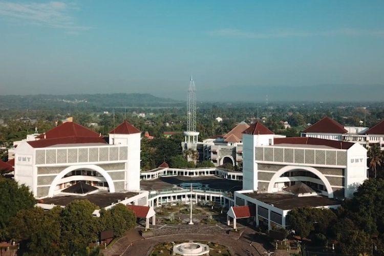 Kampus Universitas Muhammadiyah Yogyakarta (UMY).