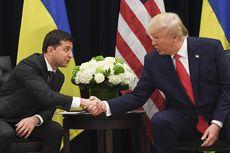 Menlu AS Akui Dengarkan Percakapan Telepon Trump dan Presiden Ukraina