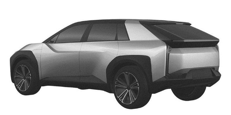 Calon mobil listrik baru Toyota