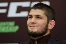 UFC 259 - Reaksi Khabib Saat Saksikan Kemenangan Sang Penerus, Islam Makhachev