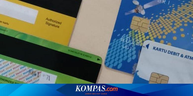 BBNI BMRI BNI dan Mandiri Mau Blokir Kartu ATM Magnetic Stripe, BRI Bagaimana?
