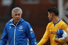 Everton Tumbang, Ancelotti Lagi-lagi Tak Berdaya di Hadapan Moyes