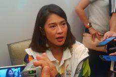 Dian Sastro: Aku Bersyukur, Bangga, Bawa Obor Asian Games 2018