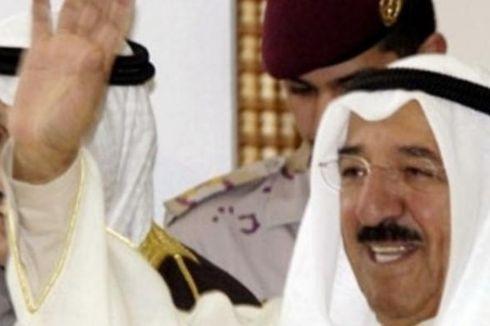 Emir Kuwait Sambangi Arab Saudi Bahas Sengketa dengan Qatar