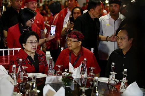 Digelar di Bali, Berikut 5 Hal tentang Kongres V PDI-P