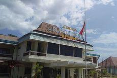 Menghormati BJ Habibie, Bendera di Seluruh Instansi di Sikka Dikibarkan Setengah Tiang