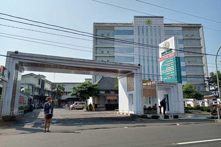 RSUD Tidar Kota Magelang, Jawa Tengah.