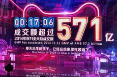 Hanya 17 Menit, Transaksi Global Shopping 2019 Samai Rekor 2014