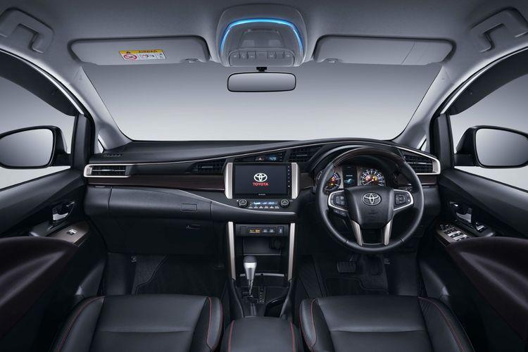 Interior Kijang Innova Facelift
