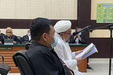 Jaksa Sebut Rizieq Shihab Cari Panggung hingga Banyak Keluh Kesah dalam Sidang Replik