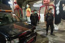 Soal Pembongkaran Boneka Squid Game di Surabaya, Picu Kerumunan hingga Berdiri di Bangunan Cagar Budaya